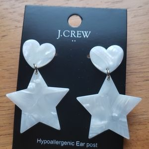 J.Crew earrings